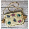 Beige Cootie - Jute Embroidered Sling