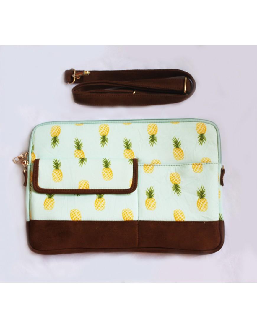 Pineapple Laptop Sleeves