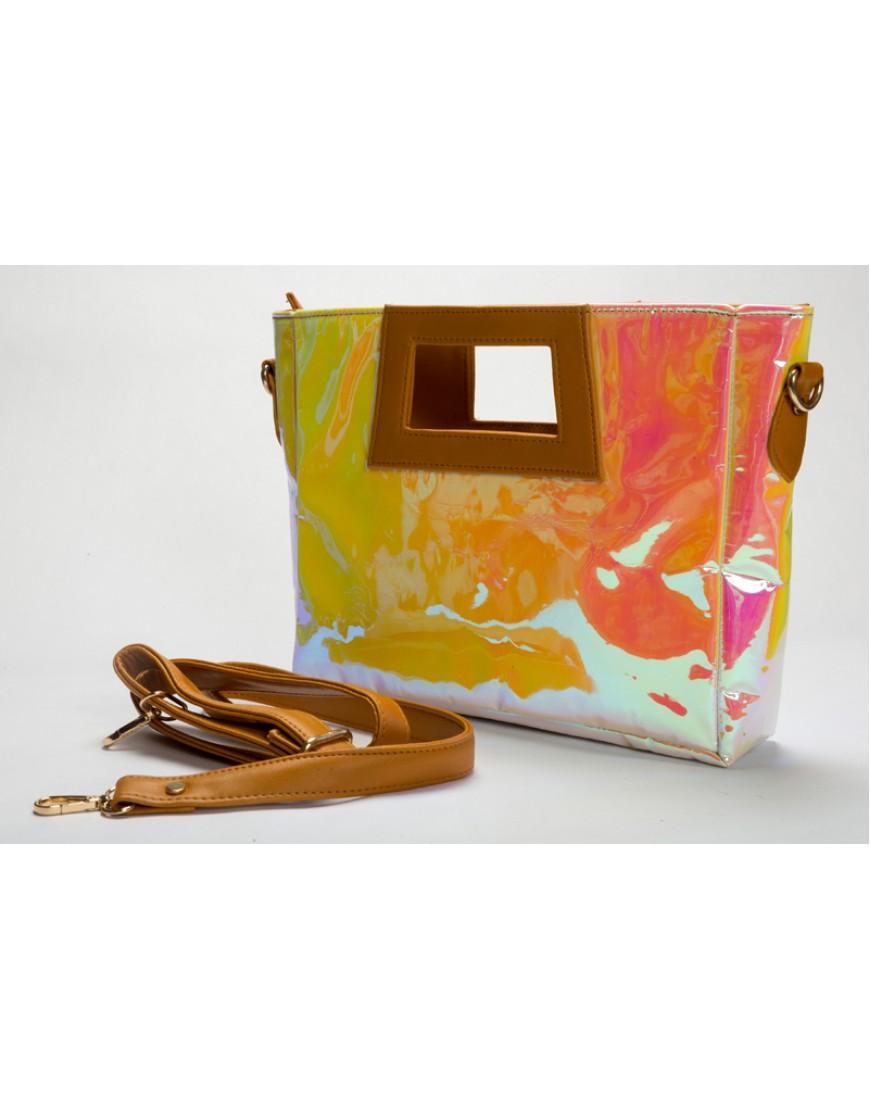 Rainbow Handbag Sling